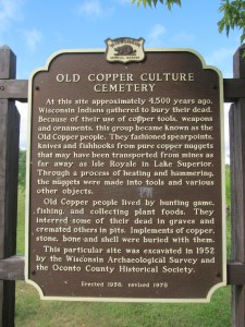 Old Copper Culture Cemetery
