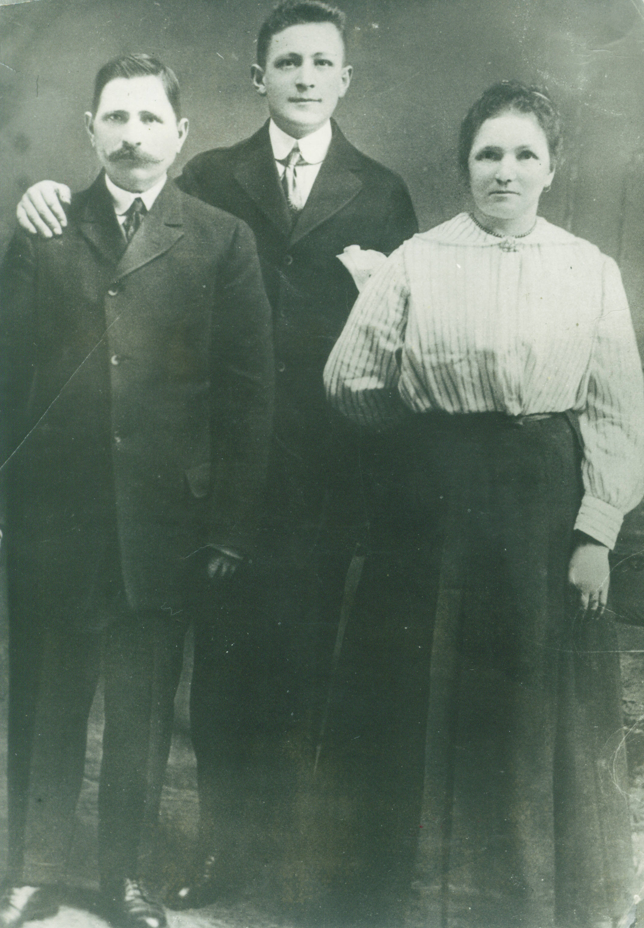 The Ancestors and Descendants of the Turuc and Schlacter
