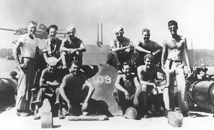 JFK PT crew